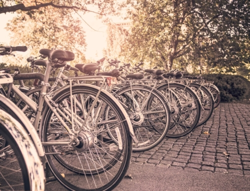 BLOG: Cycling and Walking Infrastructure