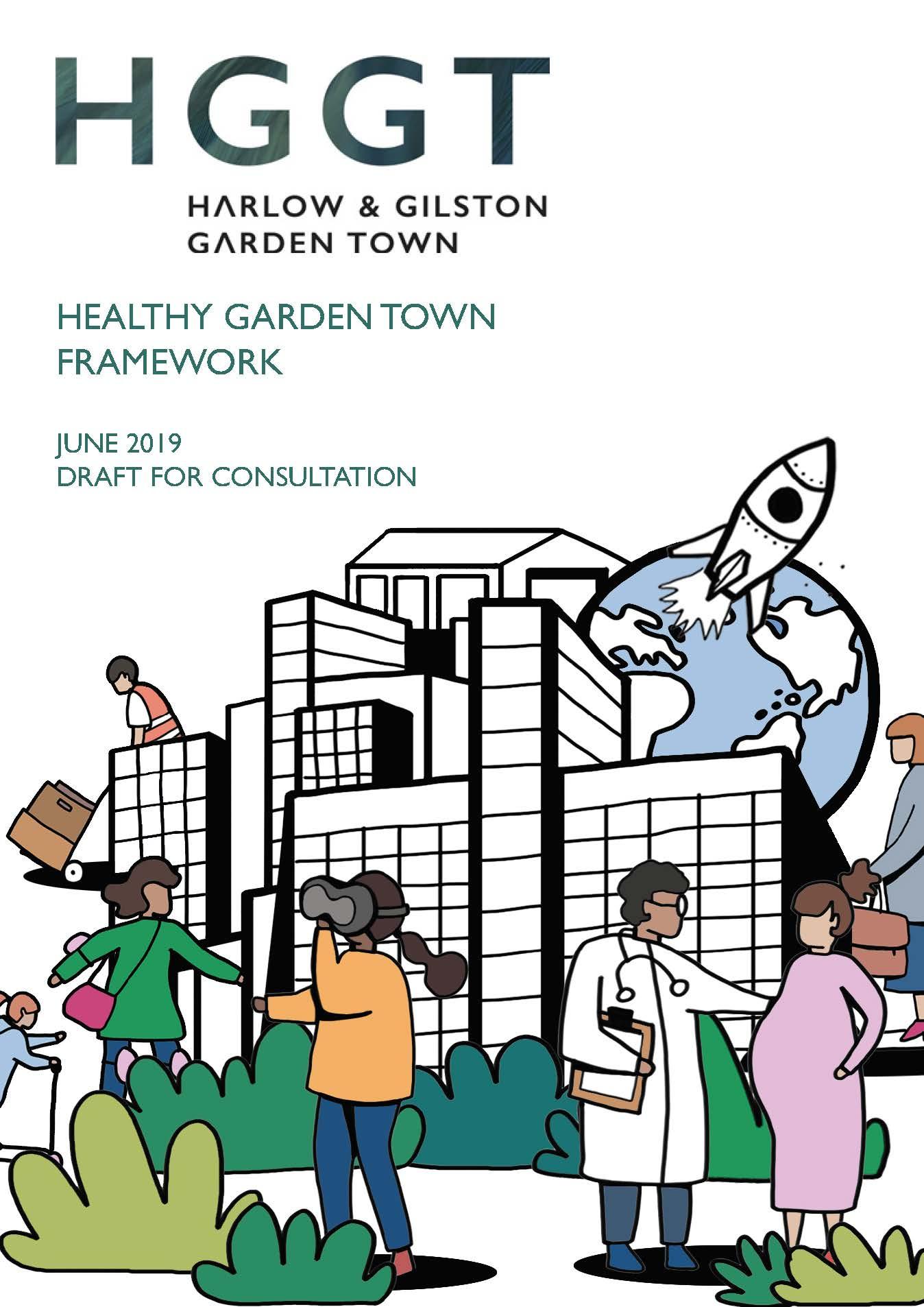 Healthy Garden Town Cover