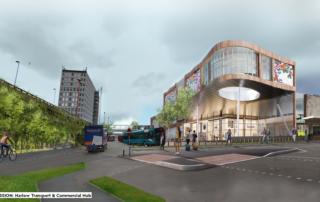 Harlow Town Centre regeneration