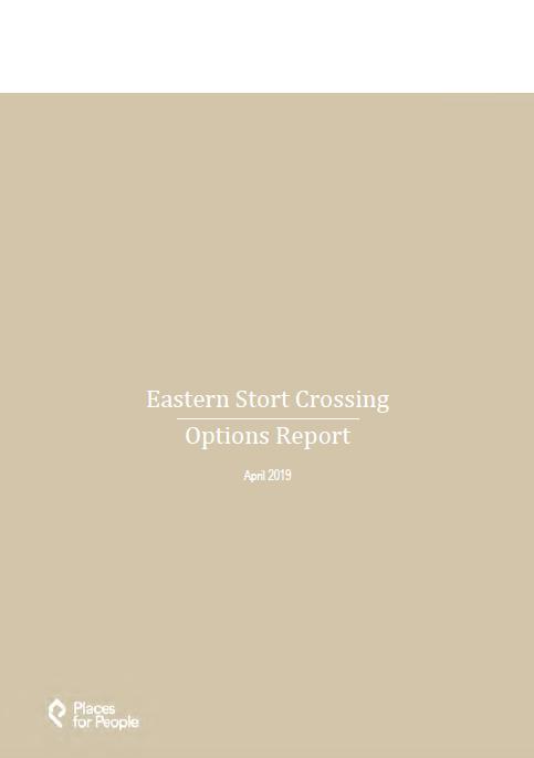 Eastern Stort Crossing Options Report