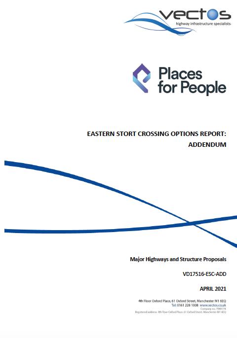 Eastern Stort Crossing Options Report: Addendum