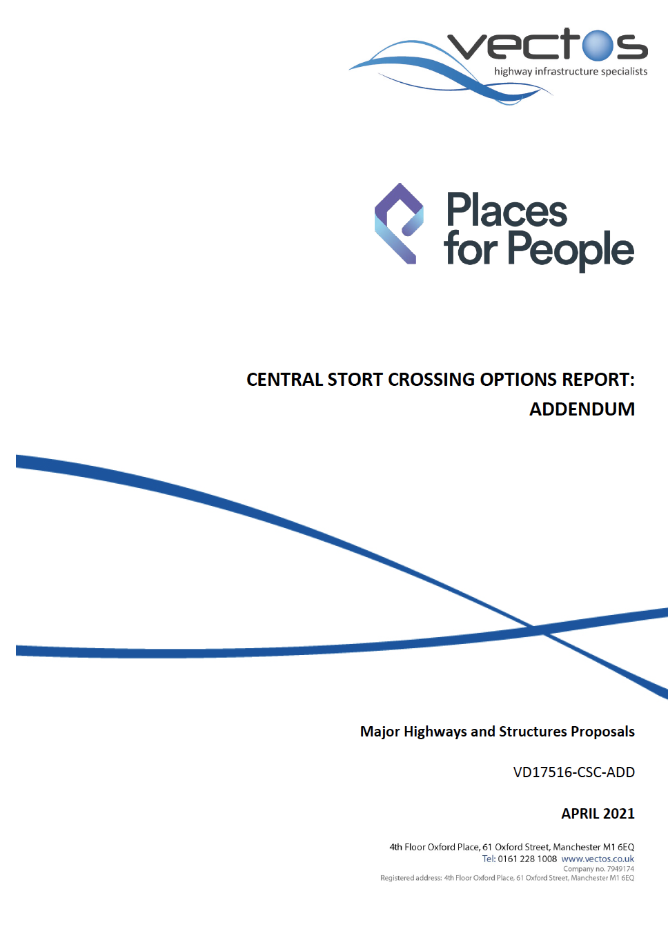 CENTRAL STORT CROSSING OPTIONS REPORT