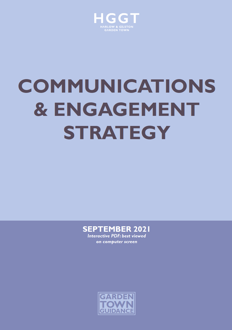COMMUNICATIONS & ENGAGEMENT STRATEGY
